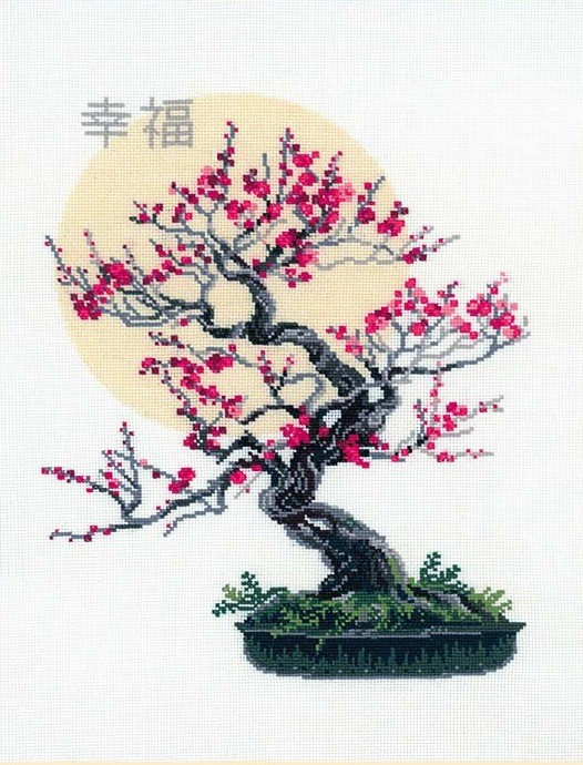 Bonsai Wish of Well Being
