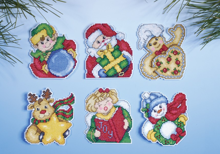 Holiday Gifts Ornaments