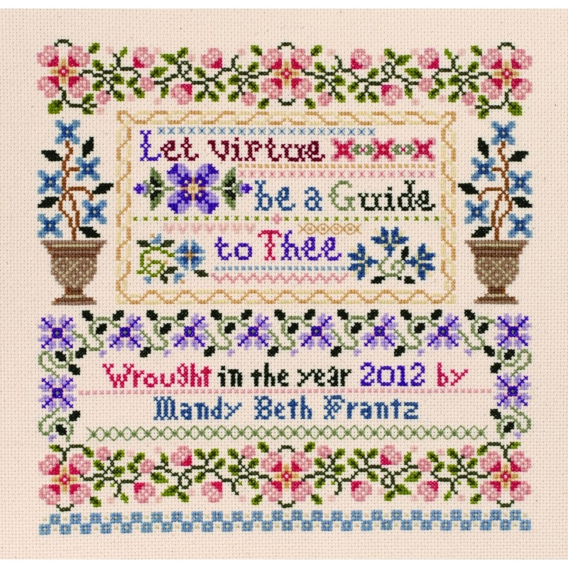 Let Virtue be a Guide