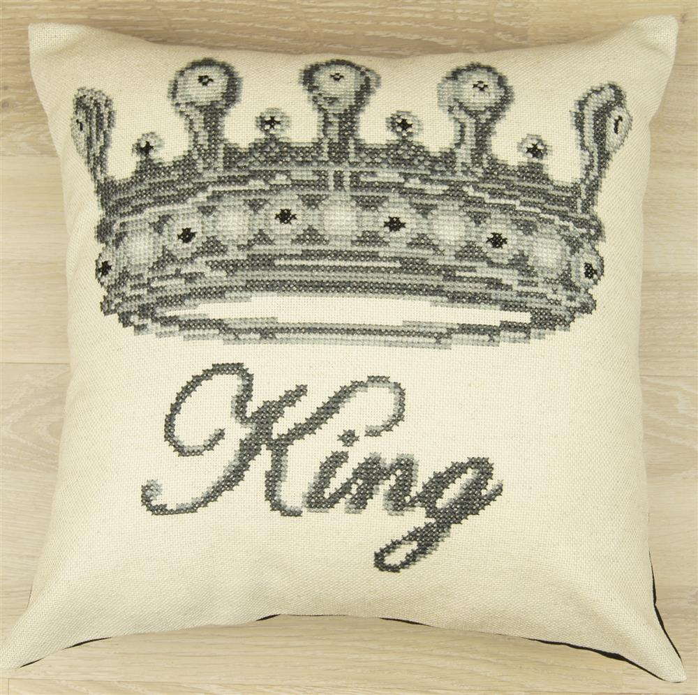 King Value Cushion Front