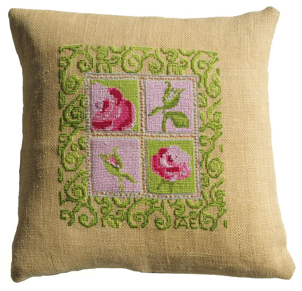 Cottage Chic Value Cushion Front