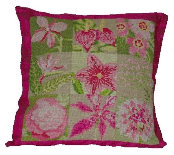 Flora Value Cushion Front