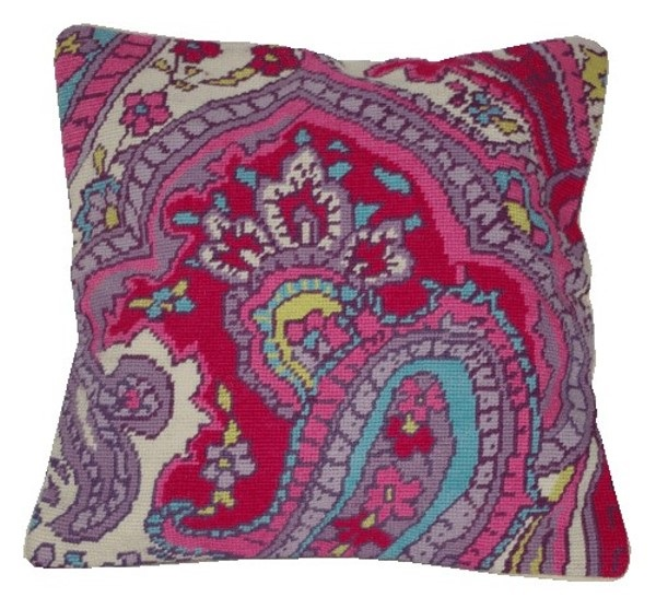 Paisley Value Cushion Front