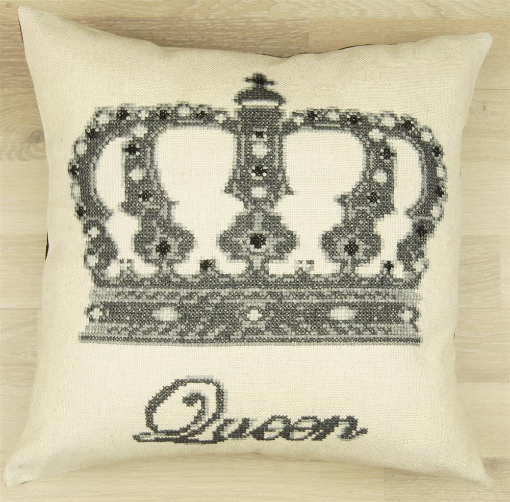 Queen Value Cushion Front
