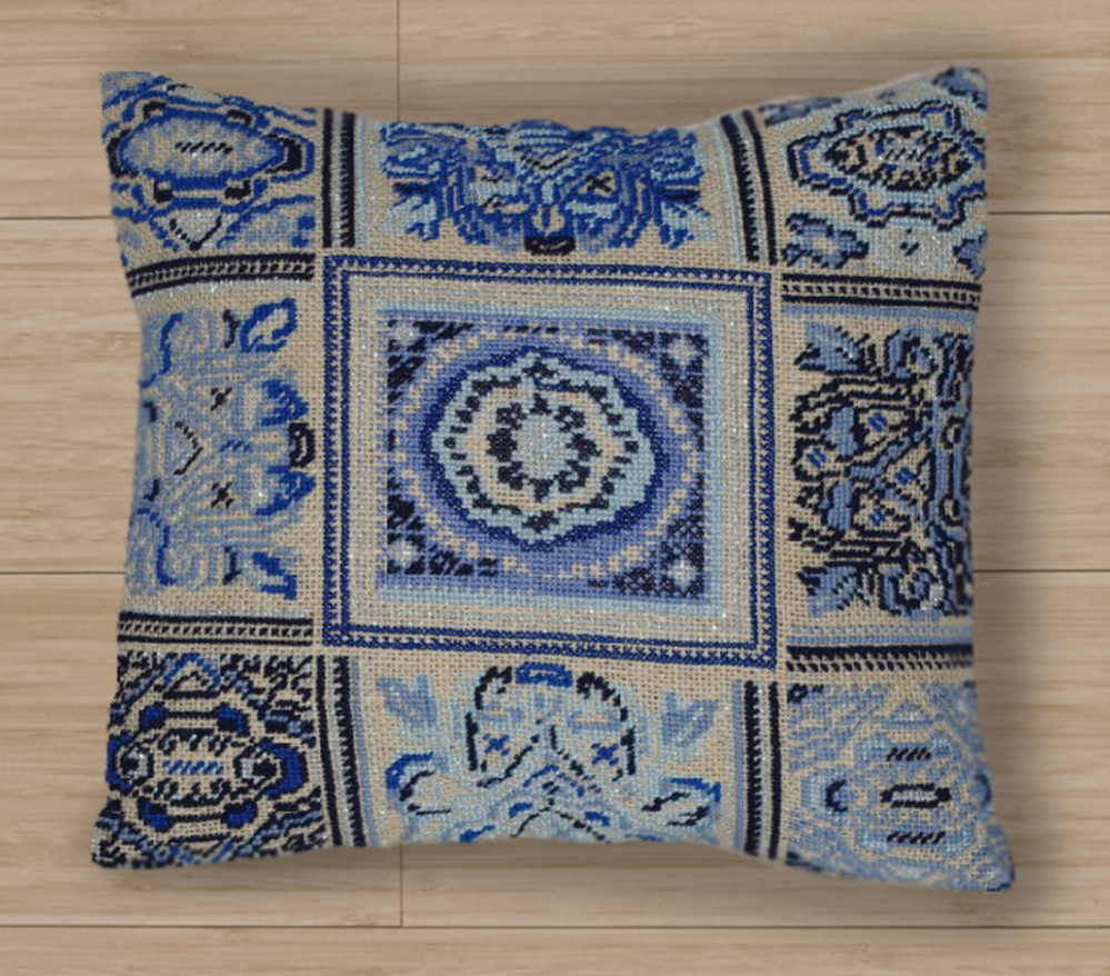 Morocco Value Cushion Front