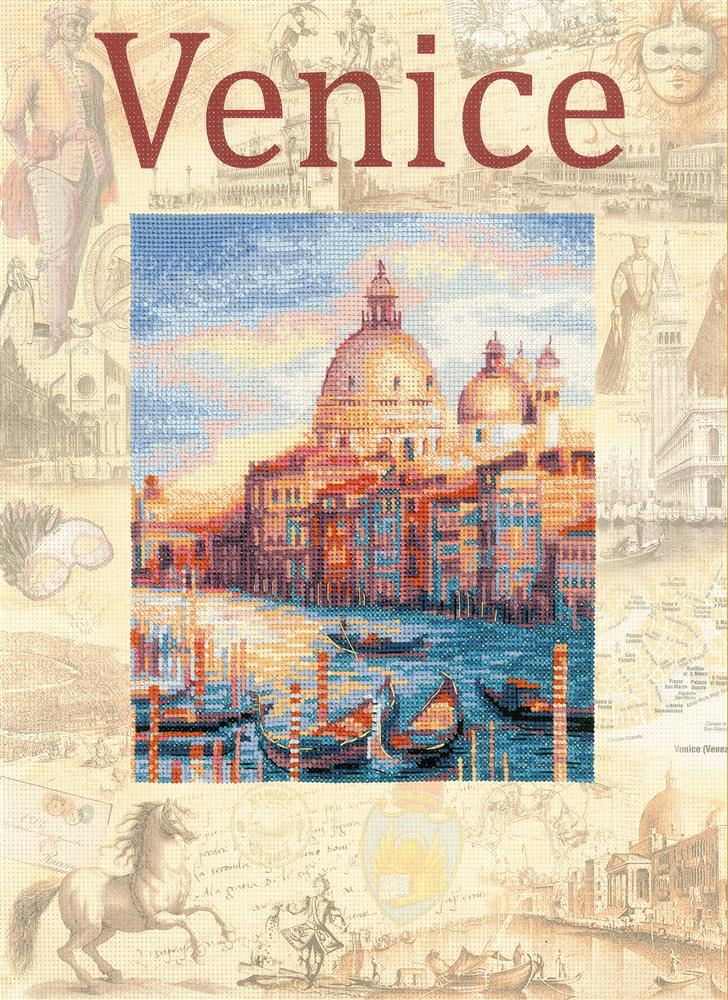 Cities of the World, Venice