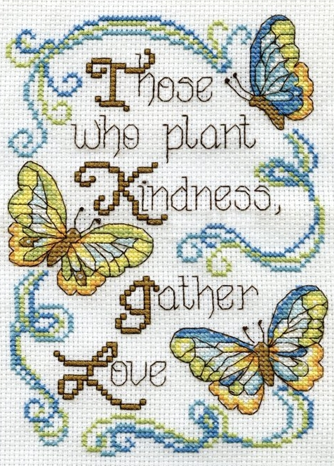 Butterfly Kindness