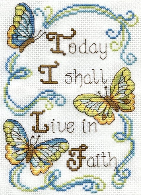 Live in Faith