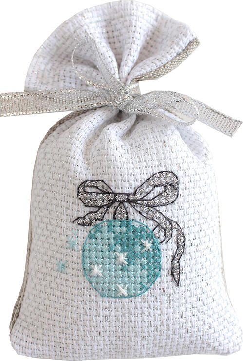 Icy Bauble Bag