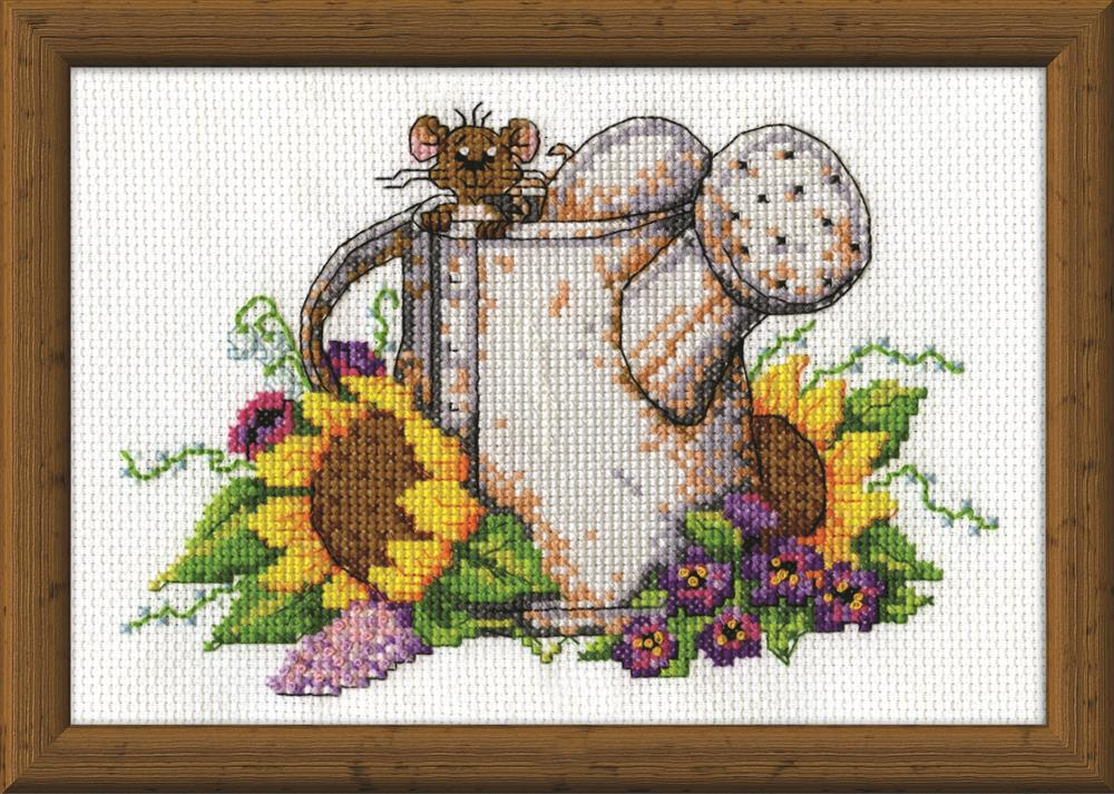 Watering Can Mouse