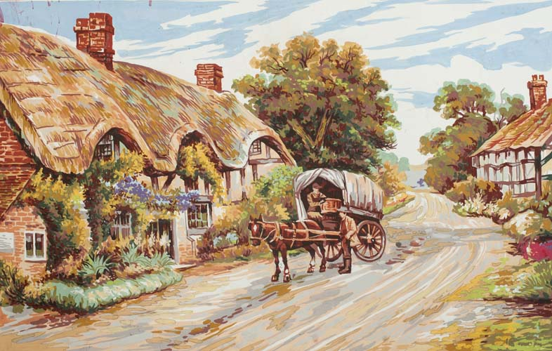 Thatched Cottage Lane