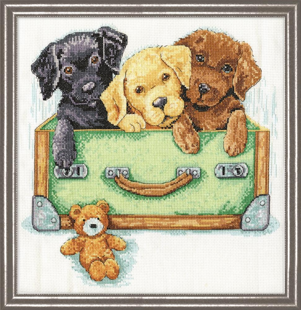 Suitcase of Labs