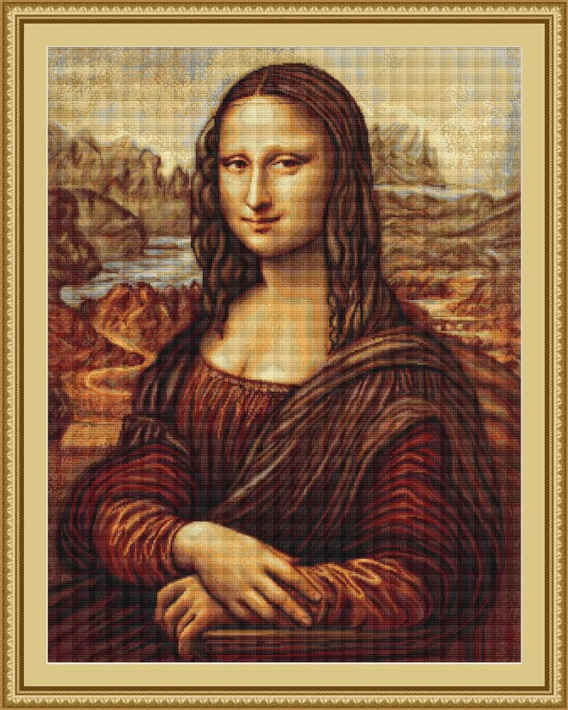 Mona Lisa - Petit Point