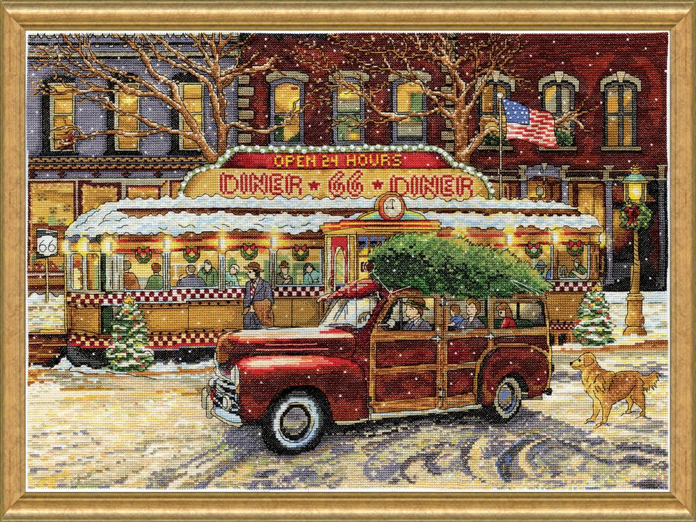 Route 66 Christmas