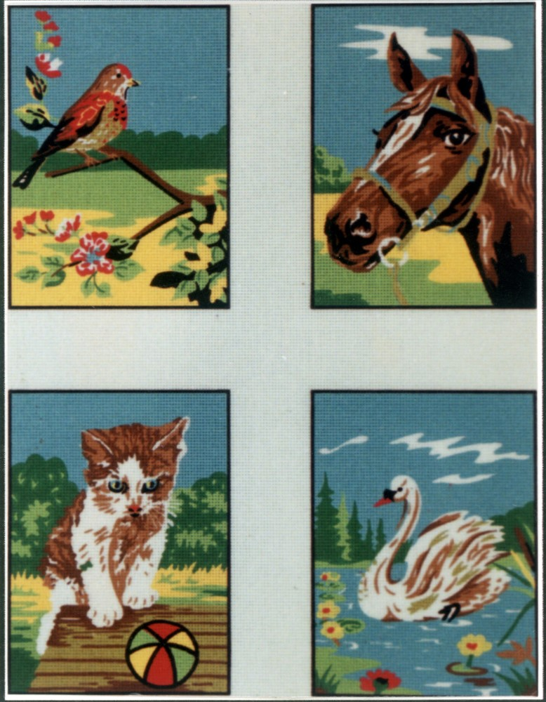 Collection of Four Animals
