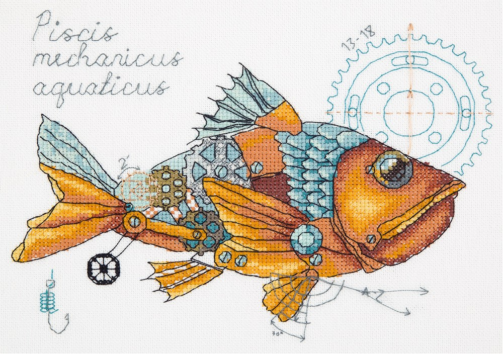 Clockwork Fish