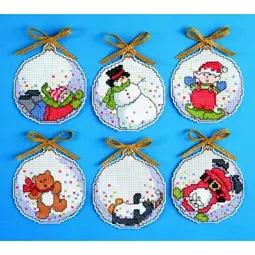 Bubbles Ornaments
