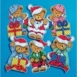 Little Christmas Bears