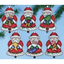 Santas Gifts Ornaments