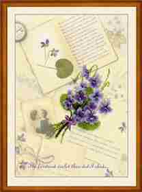 Love Letters and Violets