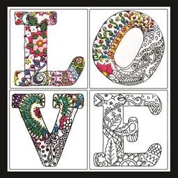 Zenbroidery - Love