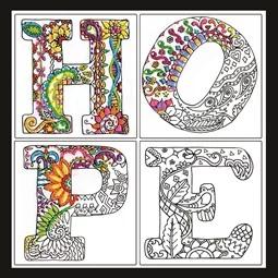 Zenbroidery - Hope