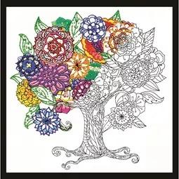 Zenbroidery - Tree