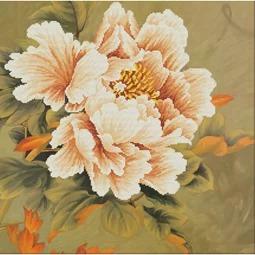 Blooming Peony I