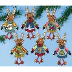 Christmas Jumper Ornaments