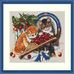 Kittens & Cherries
