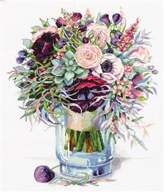 Bouquet with Anemones