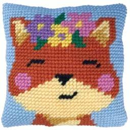 Spring Time Fox