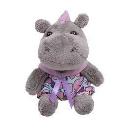 Grey the Hippo
