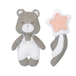 Lovely Bear and Star